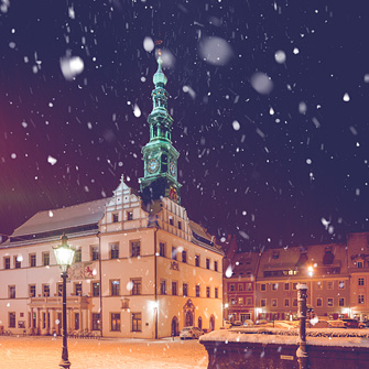 Pirna Winter